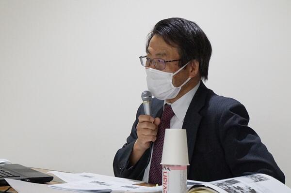 講師の老川先生