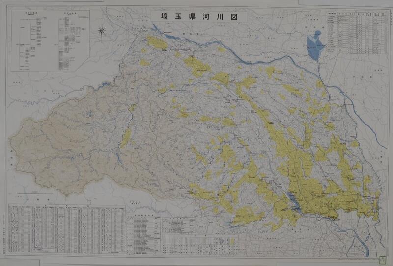 埼玉県河川図