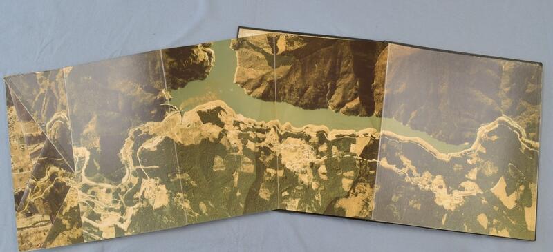 荒川航空写真集成図